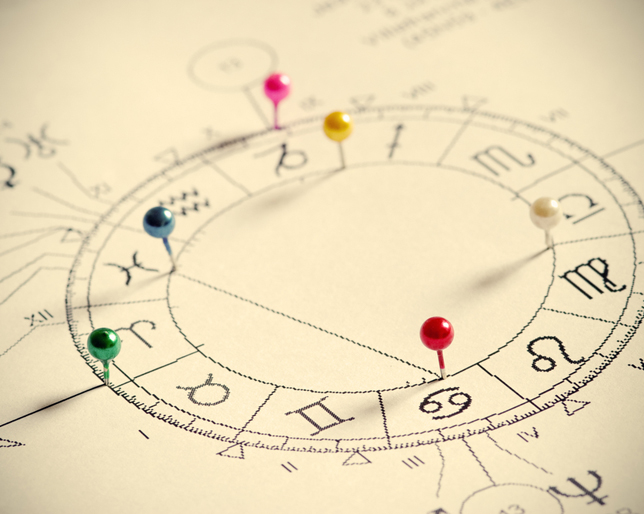 horoscope weight art 01 Kreativno tumačenje horoskopa