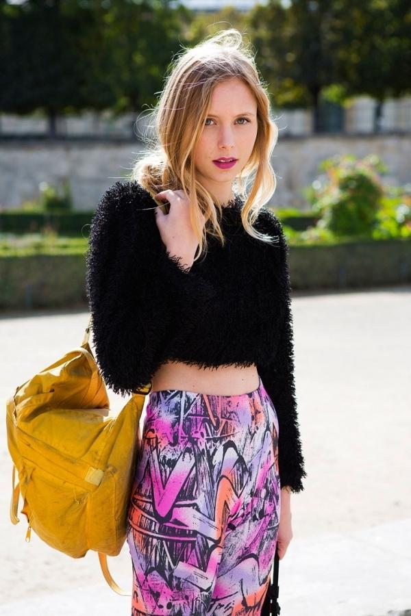 j70979vn Modni trend: Pencil suknje sa printom