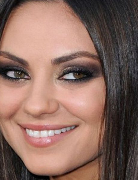 Make-up tutorijal: Magične oči Mile Kunis
