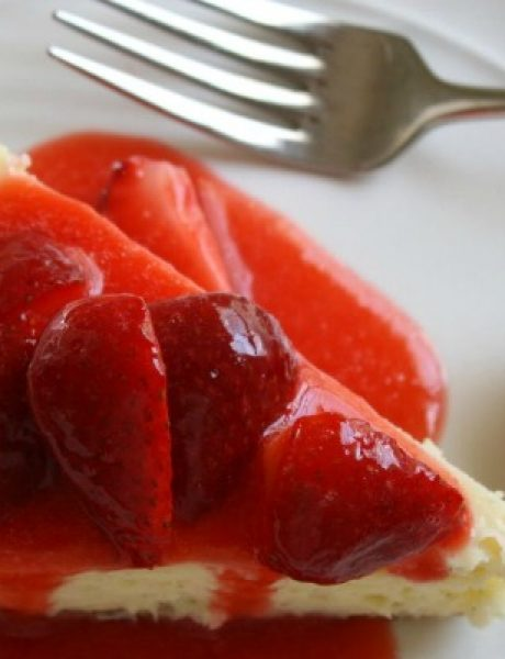 Da prste poližeš: Cheesecake od jagode