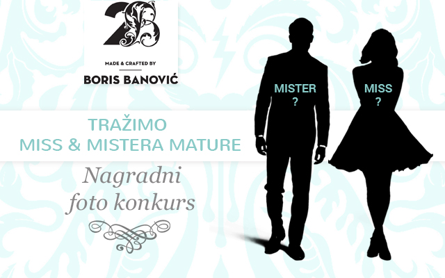 naslovna 640 px Tražimo Miss & Mistera mature!