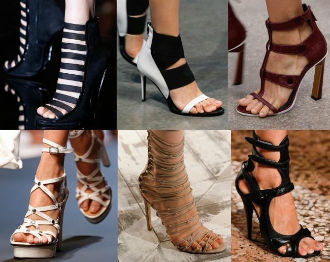nove rimljanke Trendiranje: Kad cipele progovore sve strane jezike!
