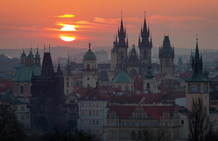 o PRAHA 900 Put putujte: Grad iz bajke, prelepi Prag