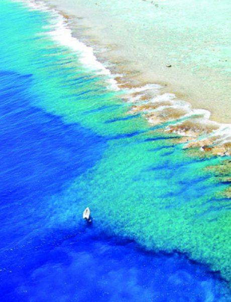 Odmor za oči: Luksuz na ostrvu Marlona Branda
