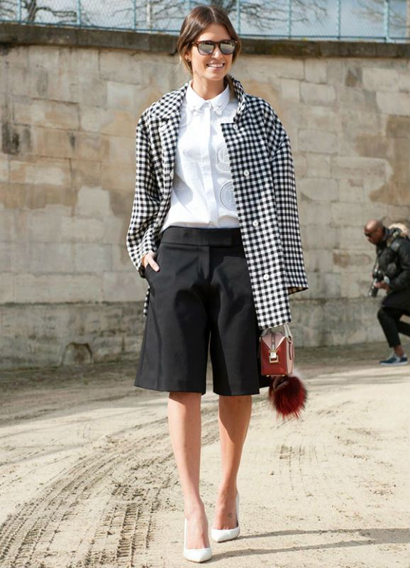 paris str a rf14 5756 Trend savet: Četiri načina da nosite šorts