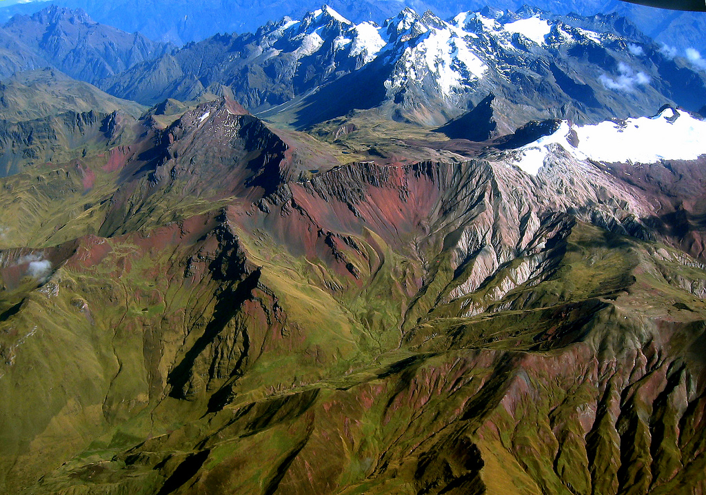 peruvian andes 01 giovanni paccaloni508 ll Avanturistički duh: Planine na koje se morate popeti