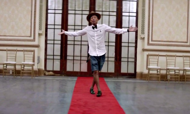 pharrell happy music video 0 Snooze, snooze: Pesme od kojih skačete na noge
