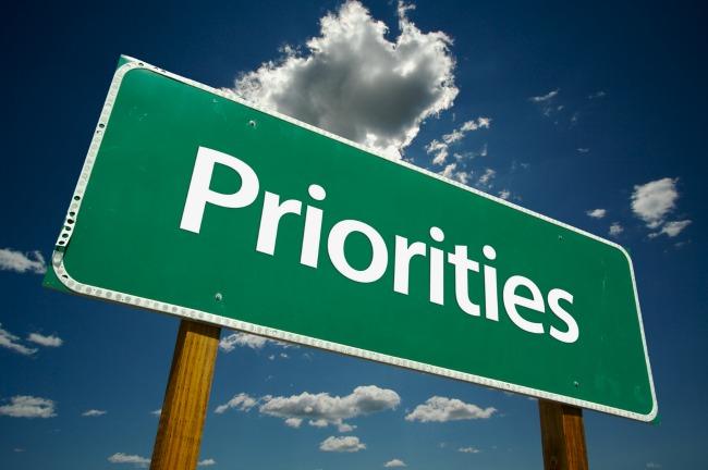 priorities Sumrak prioriteta