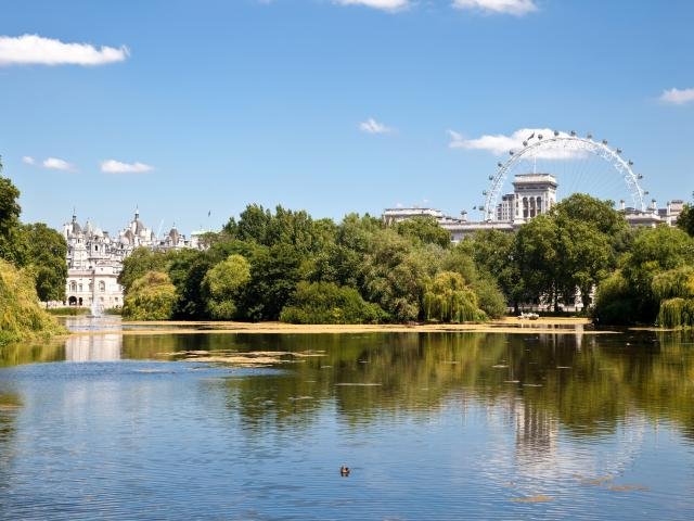 st james park london shutterstock  medium 4x3 Šetnja svetskim prestonicama: London