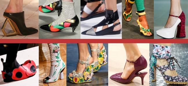 umetnost cipela Trendiranje: Kad cipele progovore sve strane jezike!