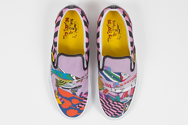 vans sem cadarco Office Shoes predlaže: Nove Vansice ispirisane Bitlsima