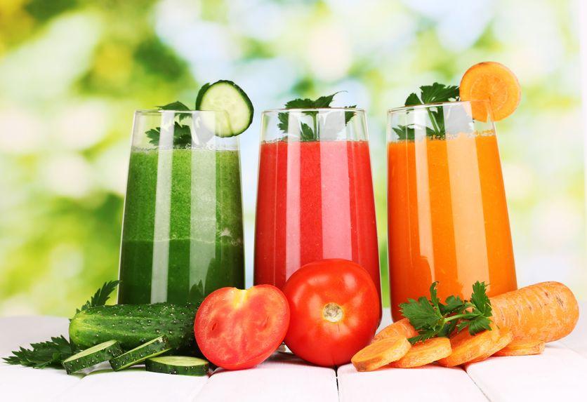vegetable juice Wannabe Fit: Pića koja će vam pomoći da smršate
