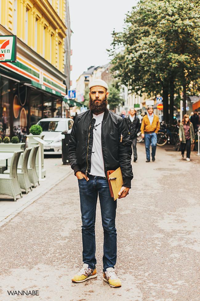 041 Stokholm Street Style: Bicikl kao modni detalj
