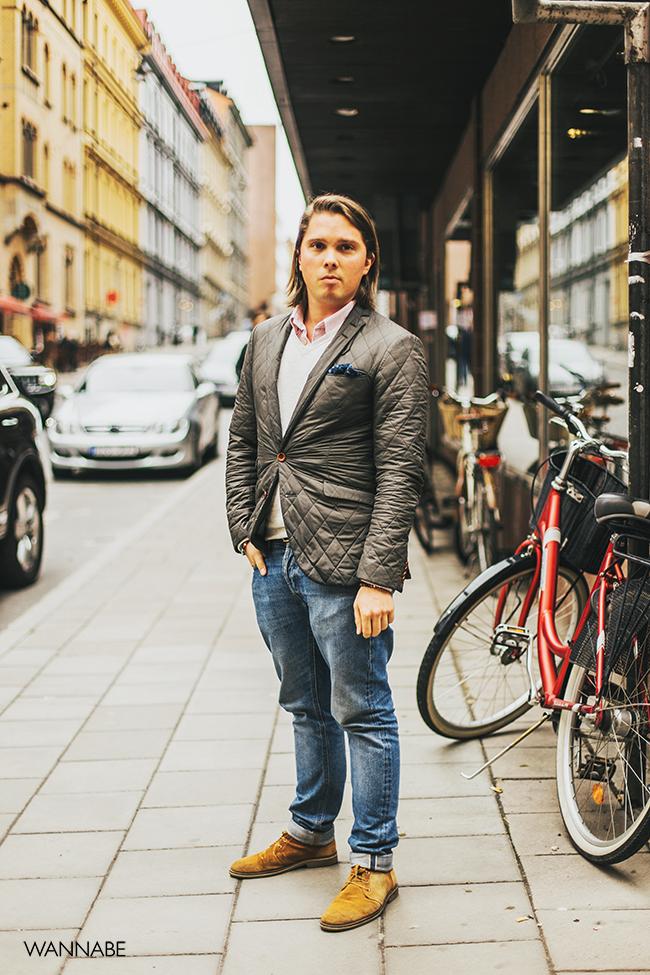 061 Stokholm Street Style: Bicikl kao modni detalj