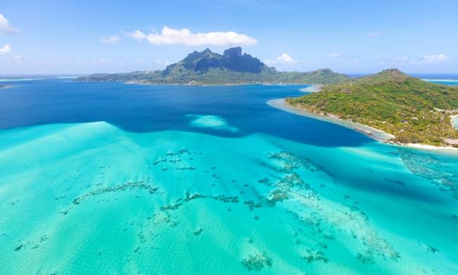 1. Savršeno kristalno plavo more Pakuj kofere: Deset interesantnih činjenica o Bora Bori