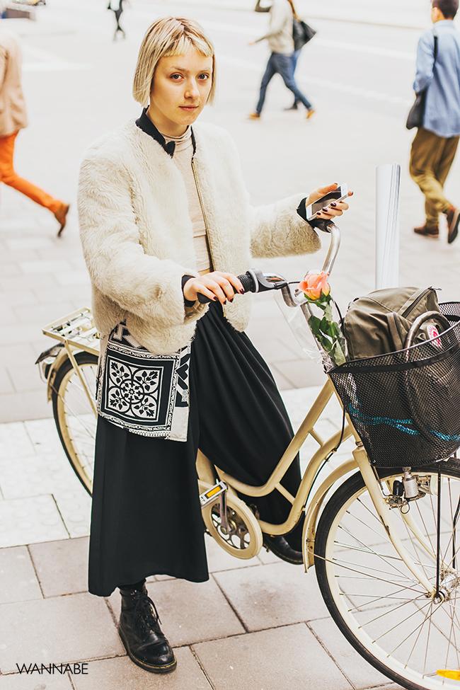 123 Stokholm Street Style: Bicikl kao modni detalj