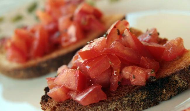 149 Italija na tanjiru: Savršeno ukusni brusketi
