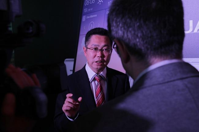 183 Uz novi Huawei premium smart telefon nezamislivo postaje moguće