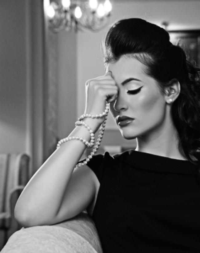 188 Muški ideali: Tajanstvena žena