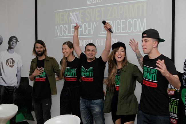 277 Guarana NOSLEEPCHALLENGE konkurs