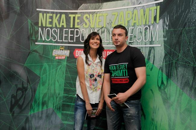 443 Guarana NOSLEEPCHALLENGE konkurs