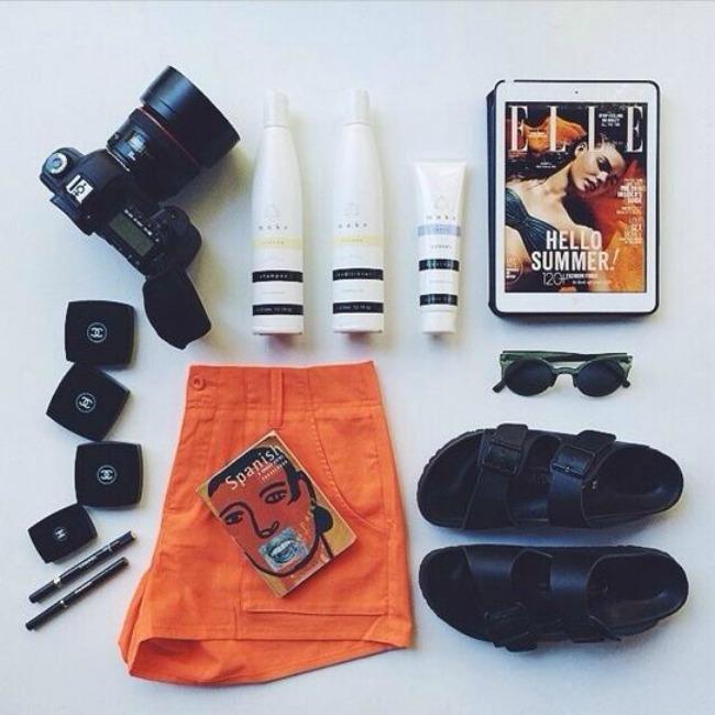 627 Sve detalj do detalja: Instagram flay lay kombinacije, konkretne do srži!