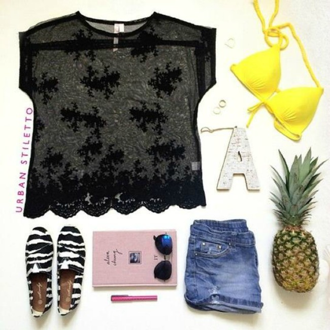 722 Sve detalj do detalja: Instagram flay lay kombinacije, konkretne do srži!