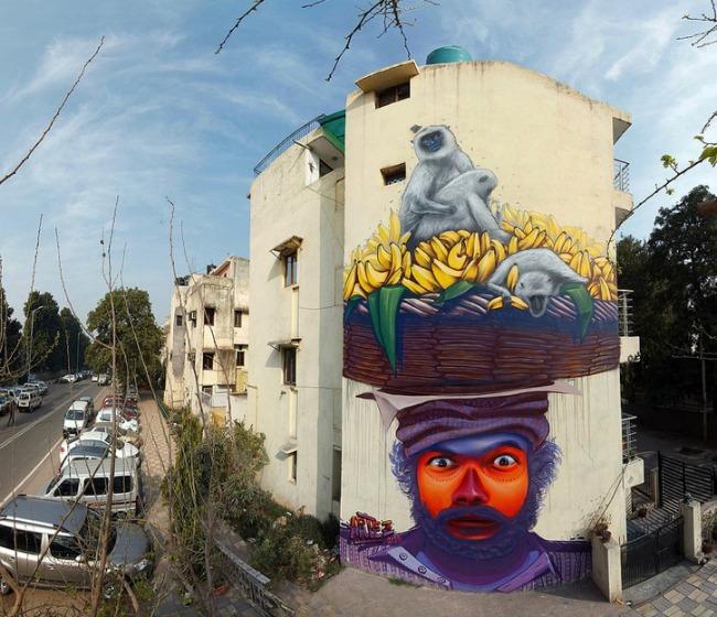 ARTEZ Vreme je za umetnost: Clash Wall