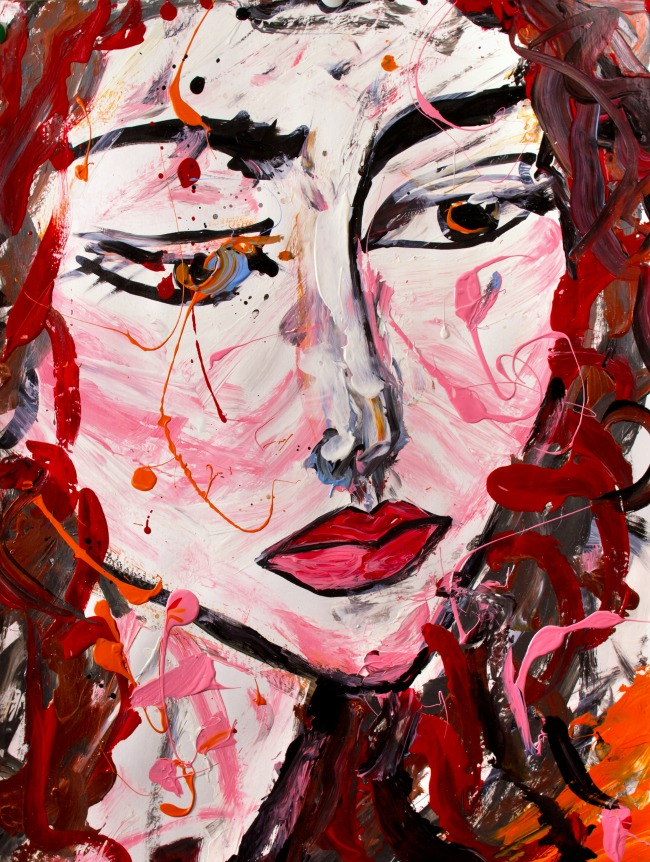 Autoportret Najlepši umetnici sveta: Slikar Katarina Lebedeva