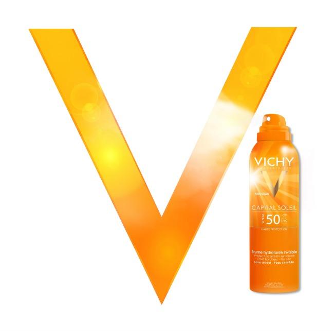 CAPITAL SOLEIL PLV Horiz V PACK SPRAY Capital Soleil: Novi nevidljivi hidratantni sprej