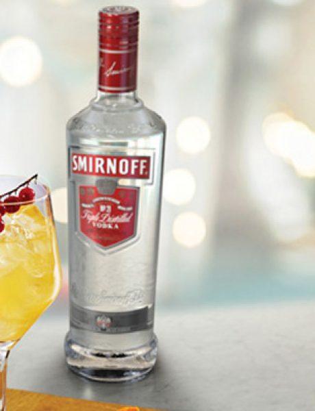 Napravi svoj savršen miks: Smirnoff & Orange Juice
