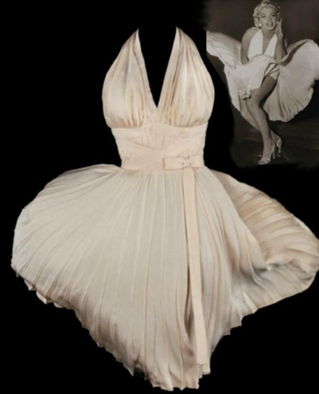 Cuvena Merlinkina haljina Lepota kao imperativ: Krpice, cipele i modni dodaci