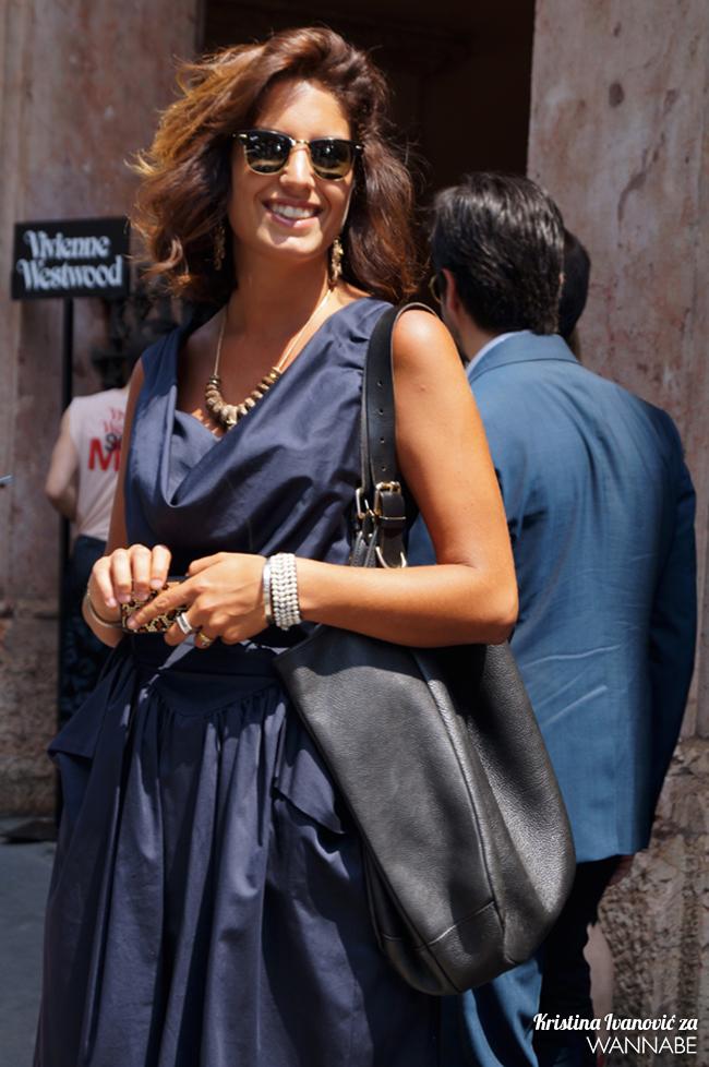 DSC08944 copy Street Style Milan Fashion Week: Trendovi pre svega