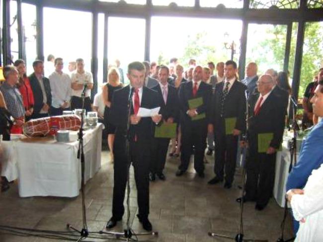 DSCF3976 Obeležen Dan državnosti Republike Slovenije