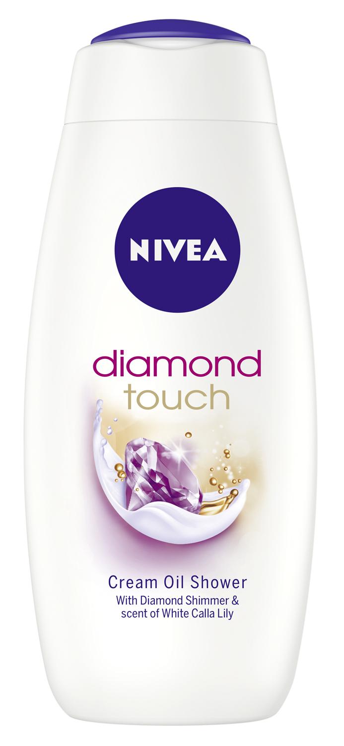 Diamond touch 500 Nivea gelovi za tuširanje: Obradujte sebe i svoju porodicu