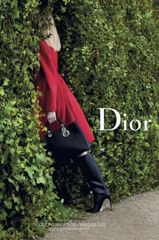 Dior Secret Garden III and Diorissimo Bag 533x800 Modne vesti: Tajna bašta i novosti koje ona otkriva!