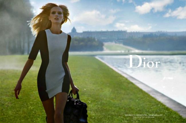 Dior Secret Garden III and Python Bag 600x400 Modne vesti: Tajna bašta i novosti koje ona otkriva!
