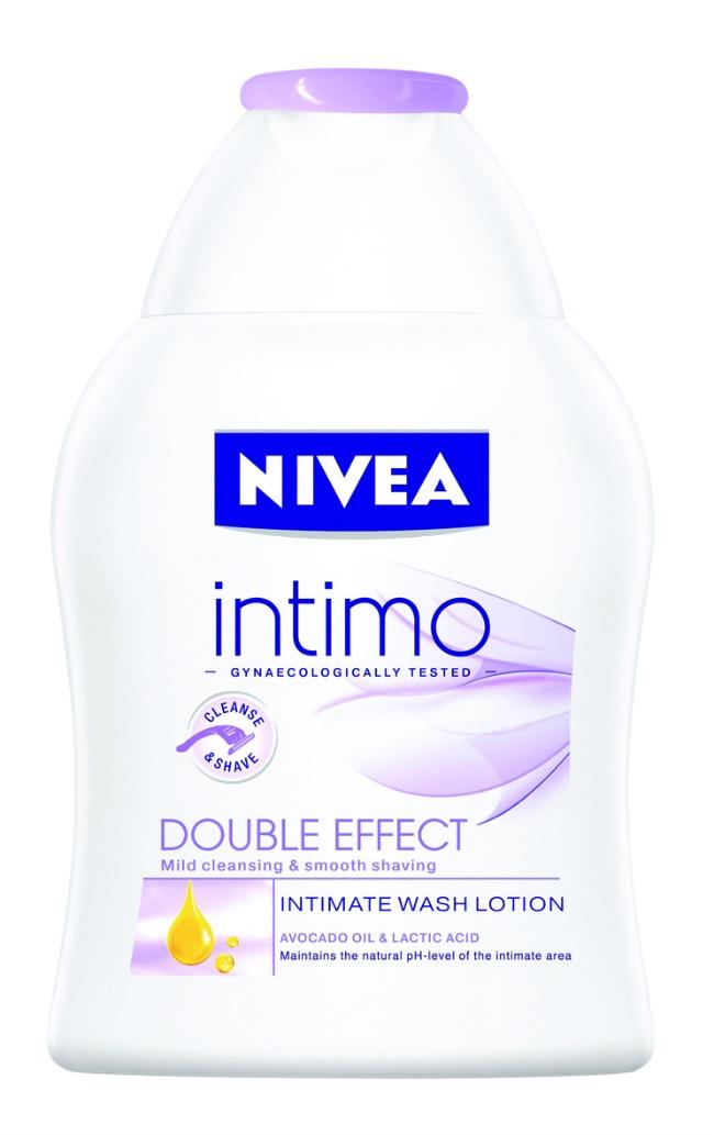 DoubleEffect Lotion Nivea Intimo: Izbalansirana nega intimne regije za zdrav život