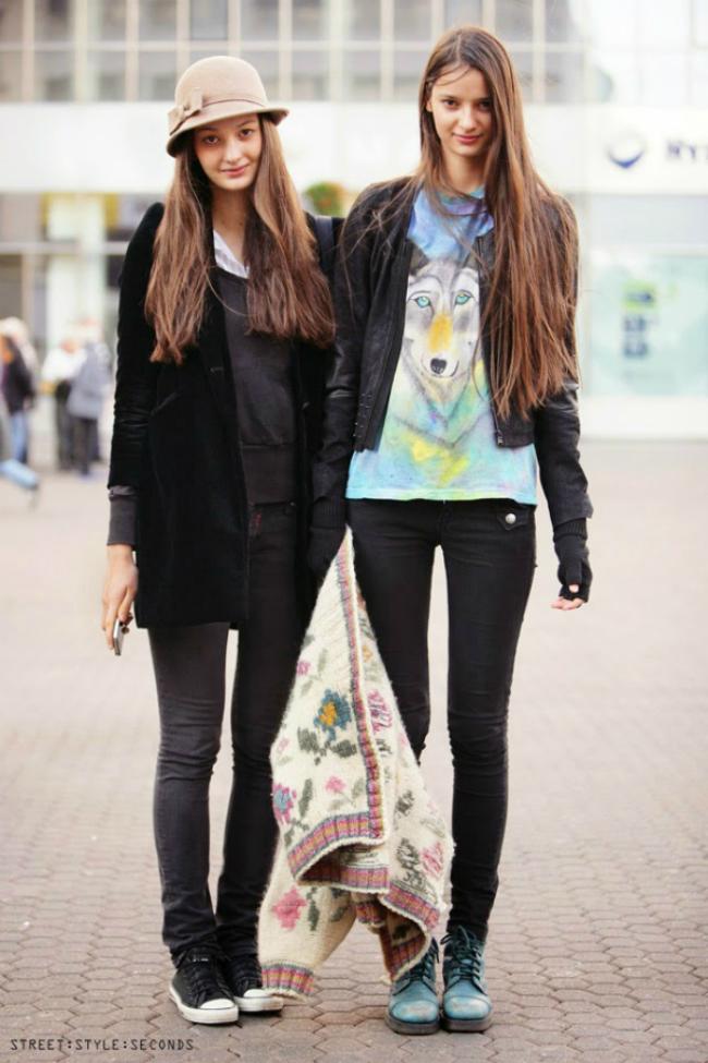 Dve devojke Street Style: Još jedno leto dočekujemo sa Zagrepčanima