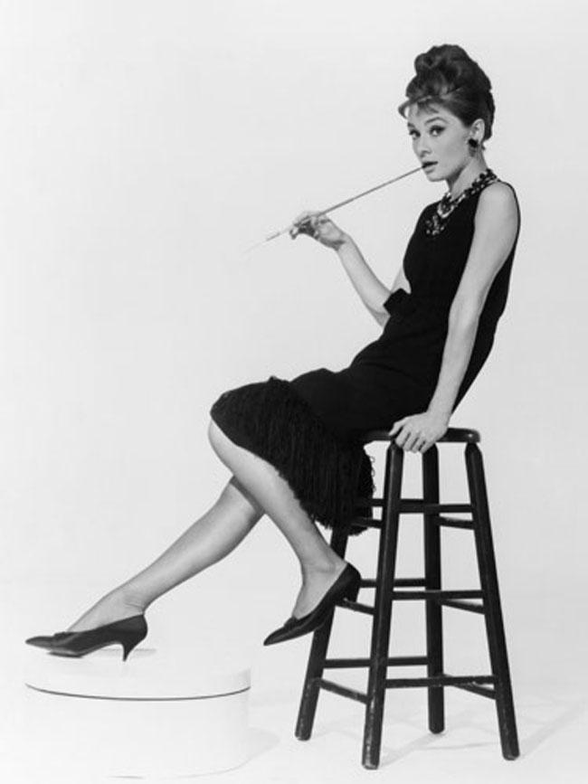 Edri hepburn Top 10: Moda na velikom platnu