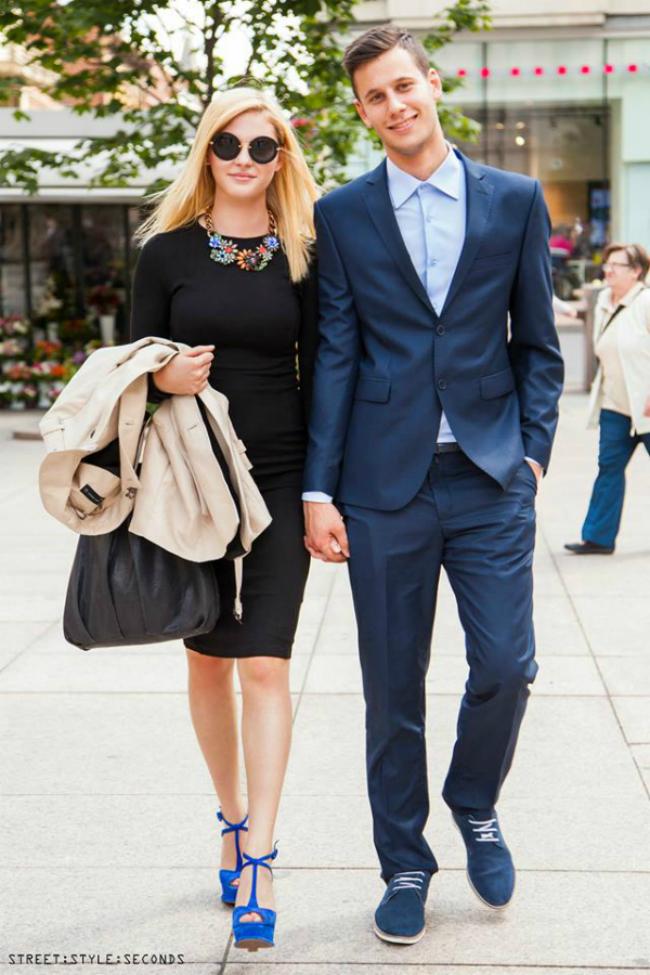 Elegantan par Street Style: Još jedno leto dočekujemo sa Zagrepčanima