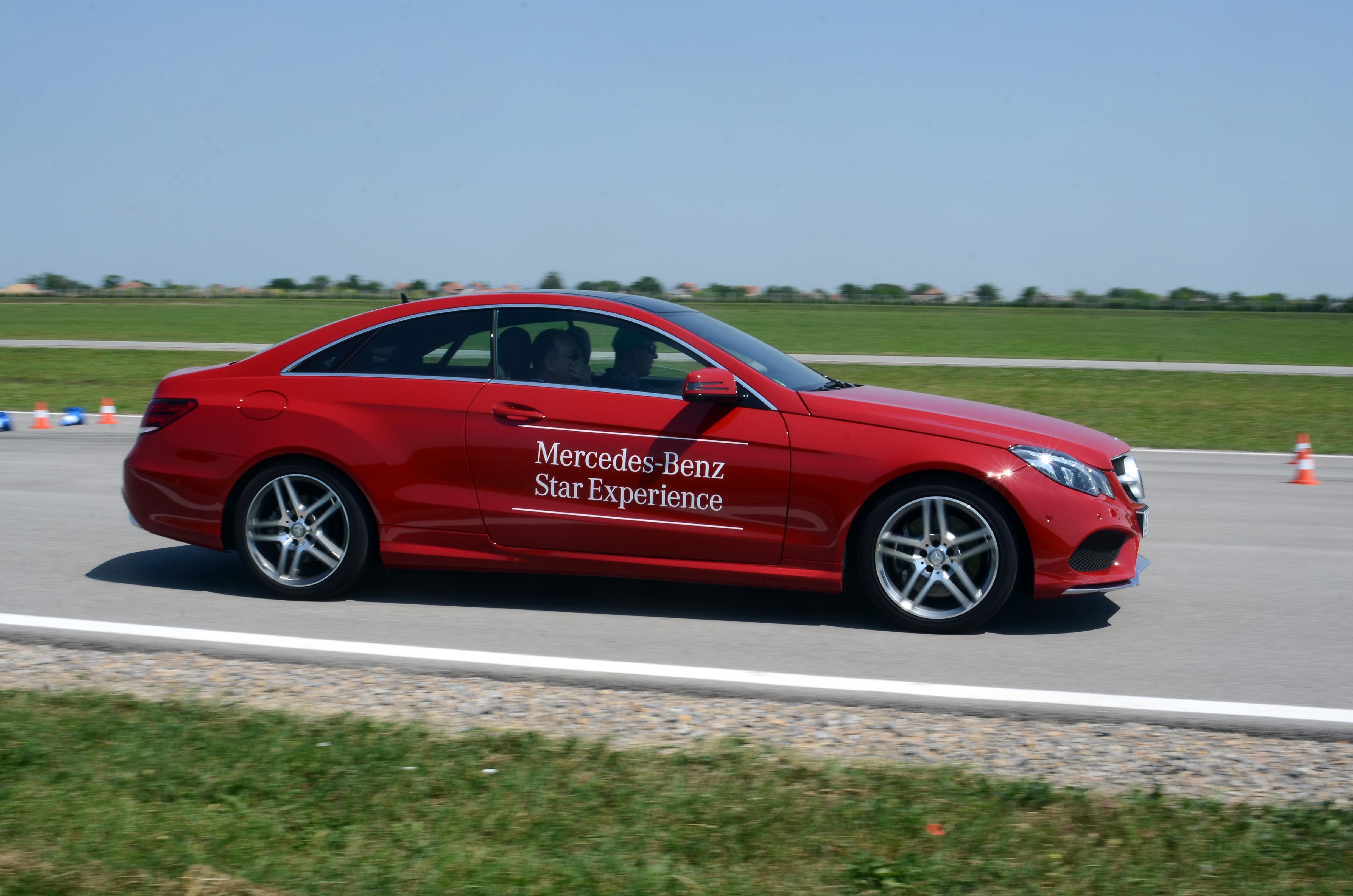 "GKO 1808 Događaj za sve ljubitelje Mercedes Benz automobila: Star Experience ""Your road trip"""