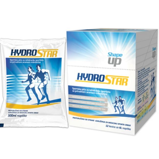 Hydro star kesica i kutija 400 HydroStar napitak