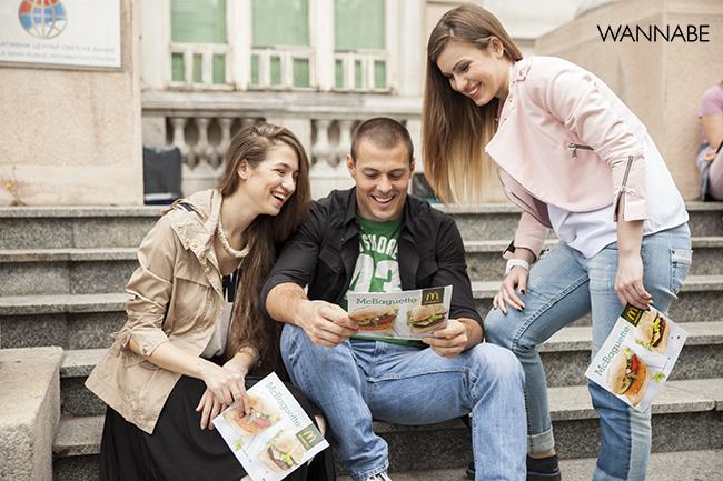 IMG 0050 McDonalds predlog: Baget, moda i životni stil!
