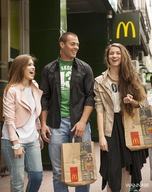 IMG 0192 McDonalds predlog: Baget, moda i životni stil!