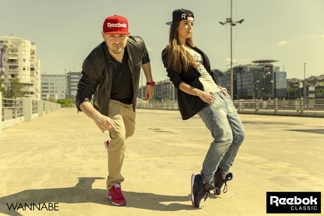 IMG 4618 Reebok Classic modni predlog: Urbani u paru