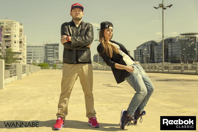 IMG 4625 Reebok Classic modni predlog: Urbani u paru
