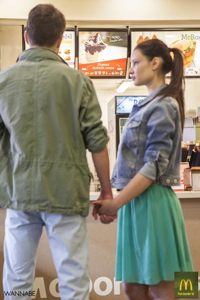 IMG 8550 McDonalds predlog: Leto i ljubav su uvek tu!