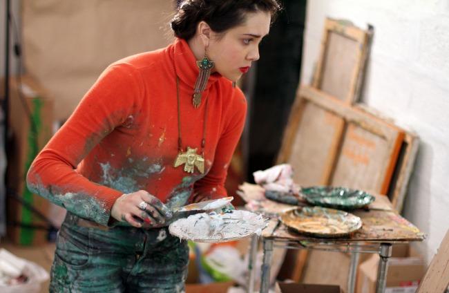 Katarina 1 Najlepši umetnici sveta: Slikar Katarina Lebedeva