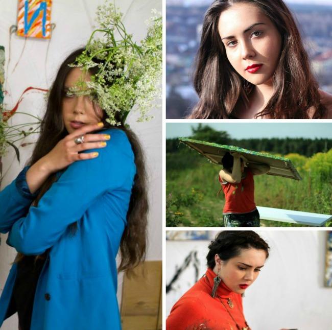 Katarina 5 Najlepši umetnici sveta: Slikar Katarina Lebedeva